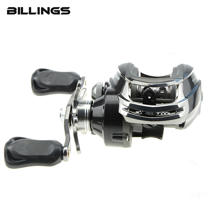 DMK Baitcasting Fishing Reel10+1BB Left/Right Hand High Speed Reels 6.3:1 215g Black Bait Casting Carp Lure Fishing Reel baitcasting reel ball 12 1bb bearings fishing gear water drop wheel right hand fishing tackle lure bait speed casting 6 3 1
