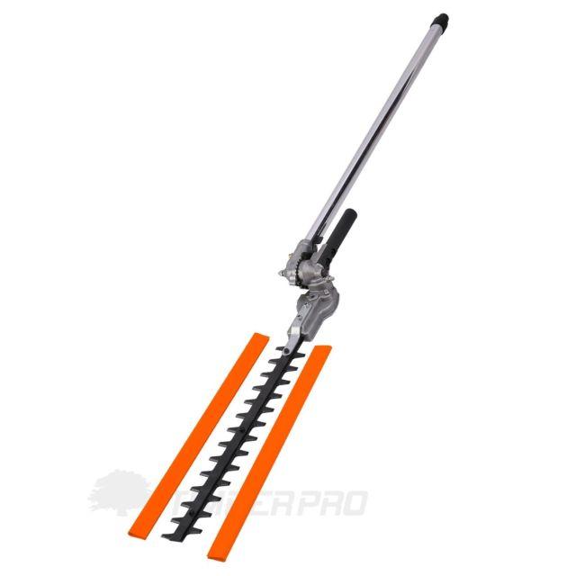 9 в 1 мульти кусторез whipper snipper длинная цепная пила хедж триммер с 2 шт. расширение полюса в качестве бонуса - 6