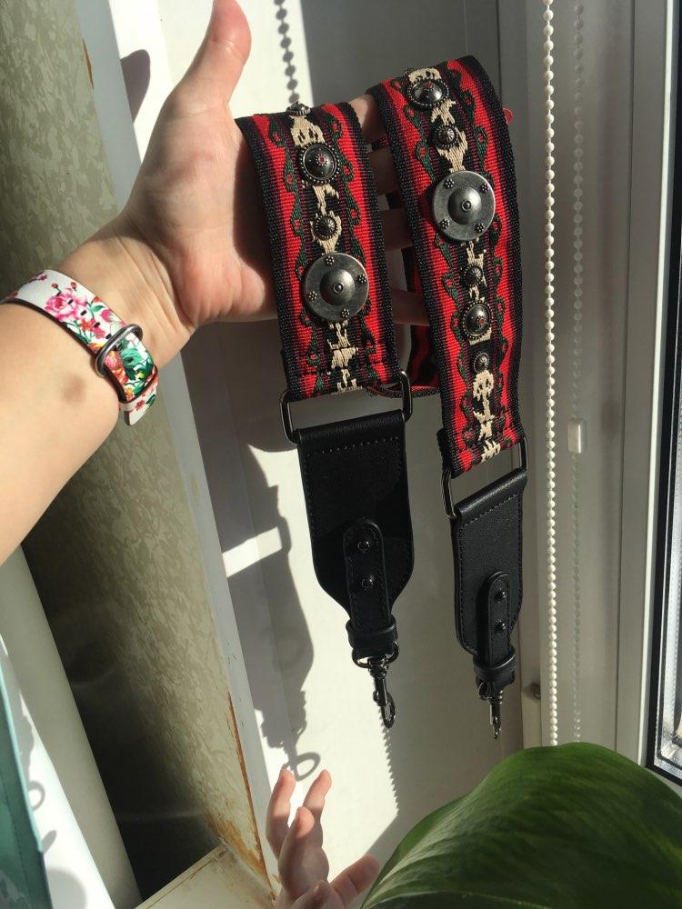 Mode Metalen Badge Canvas Schouderriem voor Tassen Vervanging Riem Handtas Geometrische Accessoires Riemen Dames Tas Feesten photo review