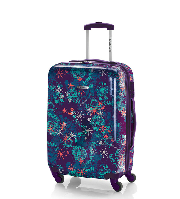 Gabol  Medium Trolley Folk multicolor -44x64x25cm-