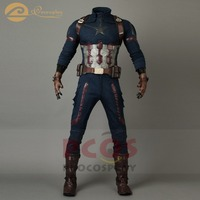 Procosplay Avengers : Infinity War 3 Captain Steve Rogers Cosplay Costume Movie Captain America cosplay costume mp003927