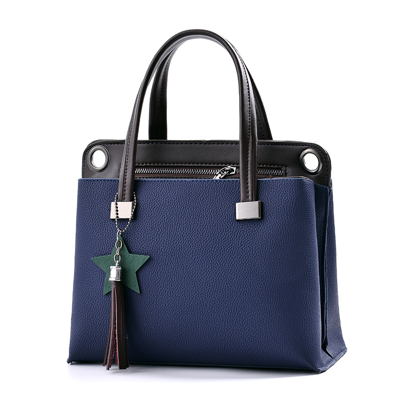 2017 autumn European and American luxury handbags women bags designer Tassel shoulder bag women messenger bags stylish european autumn