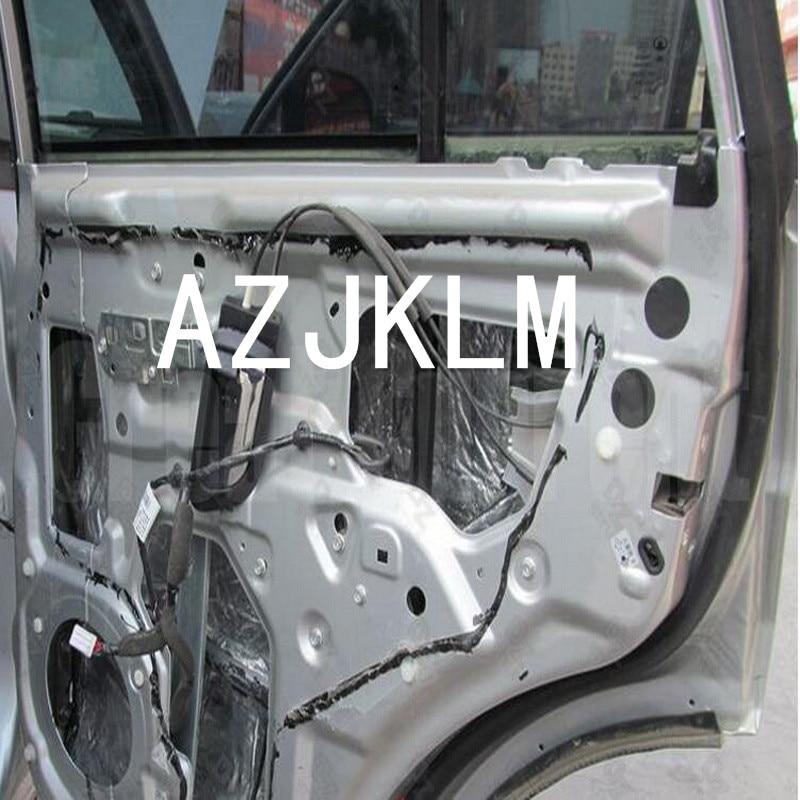 5mm voiture intérieur bouclier anti-chaleur silencieux moteur contrôle du bruit Deadener alun thermique réfléchissant Mat auto-adhésif 39