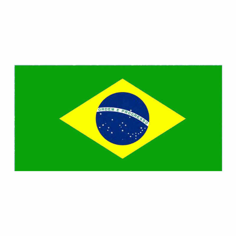 Novelty Brazil Brazilian Flag Sports Gym Towel for Bath Brazil Flag Microfiber Beach Travel Towels for Swimming Pool 140X70 cm