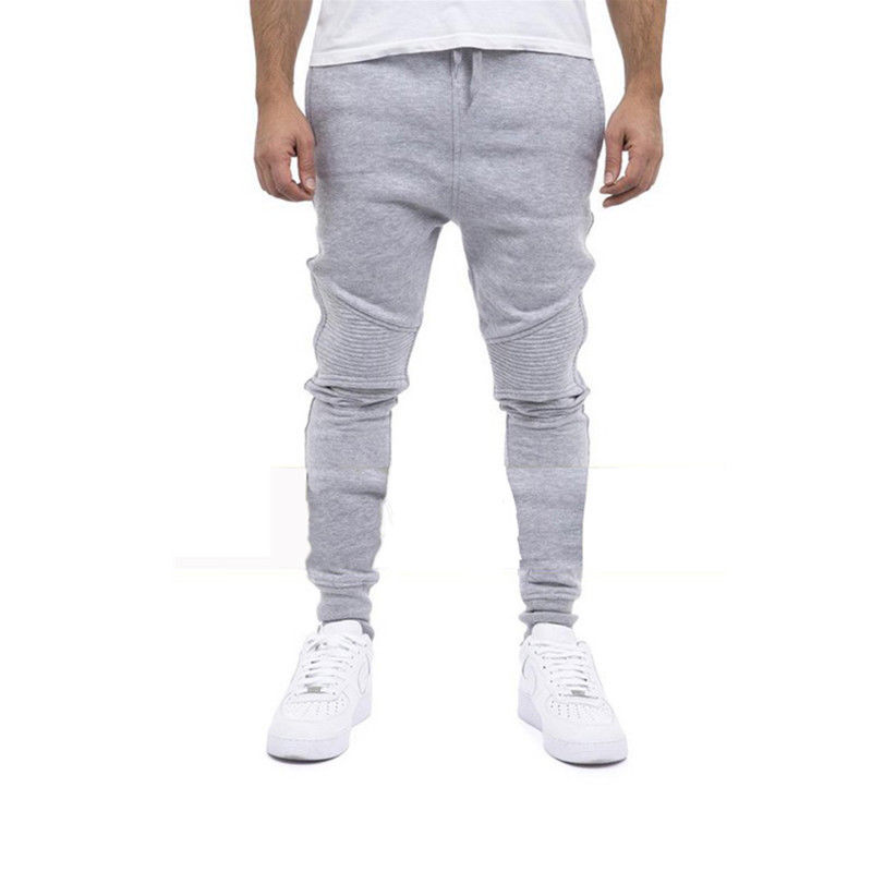 New Men Running Pants Camo Patchwork Sweatpants Casual Pockets Sportwear Hip Hop Jogger Pants Plus Size 4xl Fitness Gym Trousers High Quality And Low Overhead Running Sports & Entertainment