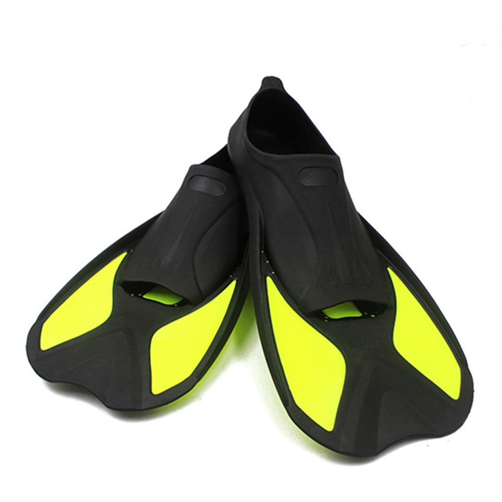 Adjustable Swimming Fins Webbed Diving Flippers Snorkeling Training Pool
