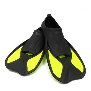 Pool-Equipment Snorkeling Diving-Flippers Water-Sports Training for Outdoor Webbed Adjustable