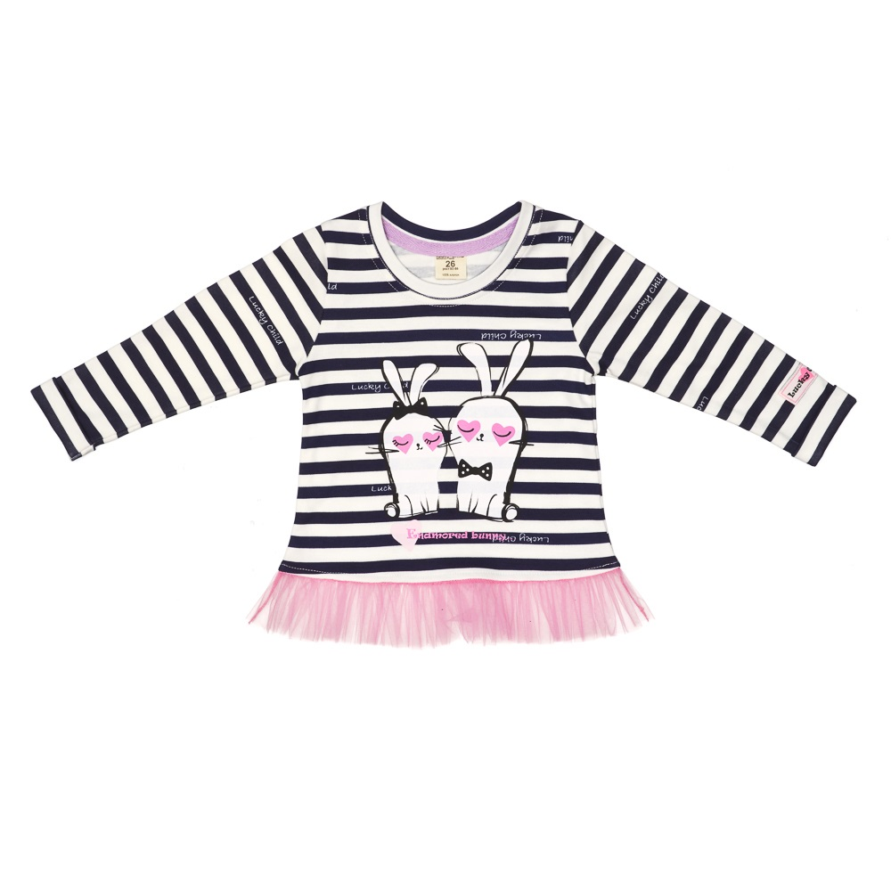 Hoodies & Sweatshirt Lucky Child for girls 54-19cv Dress Kids Children clothes Jersey Blouse children girl clothes 2018 princess dress clothes bow ball gown tutu party dress 4 6 8 10 12 14 years teenage kids fancy dress