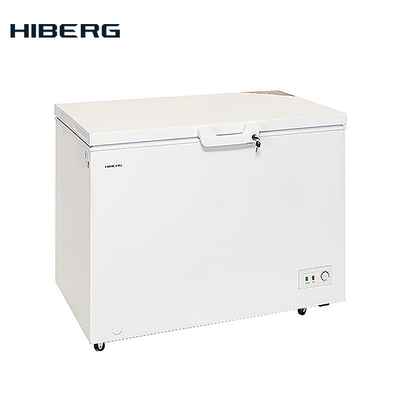 Chest freezer HIBERG PF 44L2W