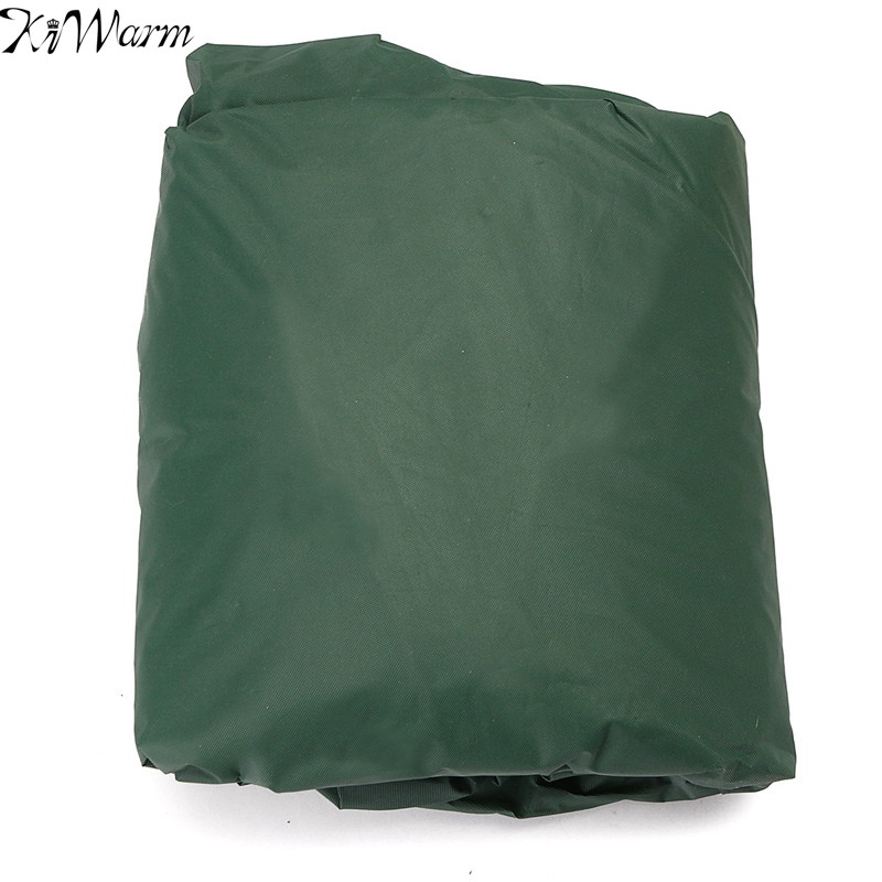 KiWarm 191x208x106cm Outdoor Garden Patio Furniture Cover Waterproof Rain  Snow Dust Chair Table Protective Cover Cloth