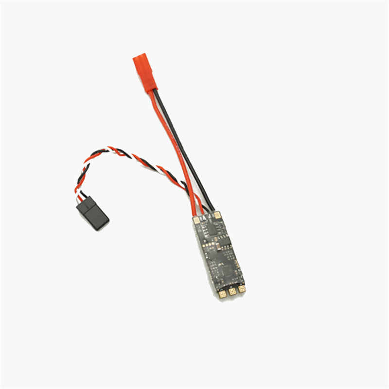 FTC 20A 2-4 S Lipo BLheli_S ESC soporte OneShot125 DShot300 MultiShot para modelos RC aeroplano accesorios de repuesto