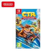 Игра Crash Team Racing Nitro-Fueled [Nintendo Switch, английская версия]