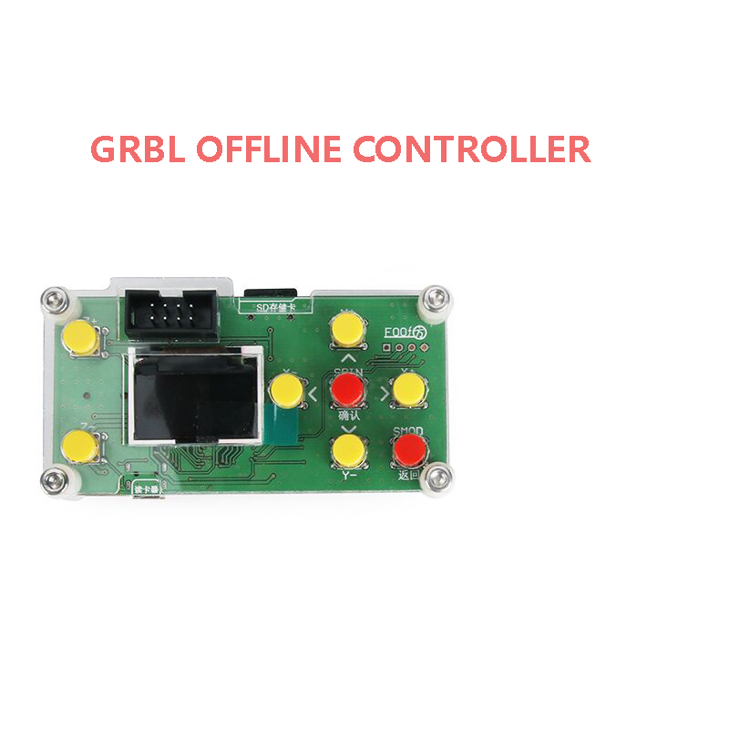 NEW GRBL Offline Controller board for PRO 1610/2418/3018 Carving Milling Machine 3 Axis Offline CNC Controller Engraver