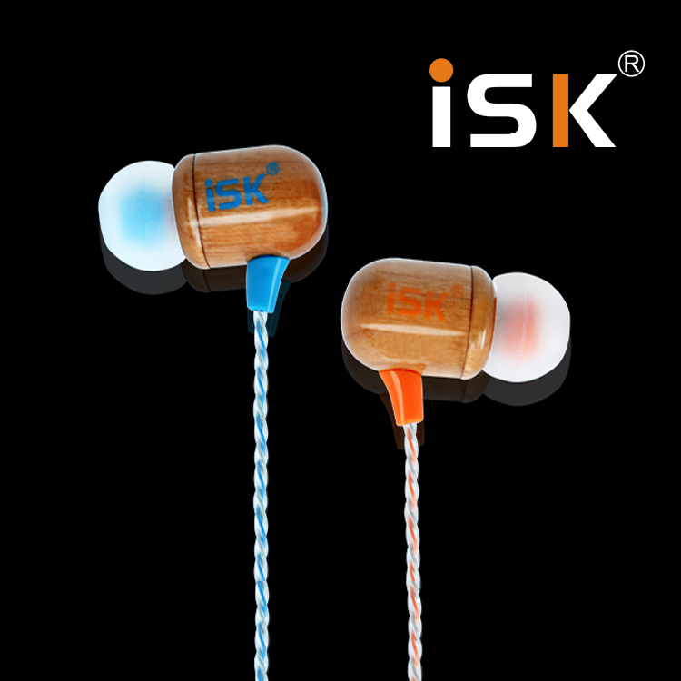 2018 New Original ISK SEM8 3.5mm In Ear Earphone DJ Headset Heavy Bass Music HIFI Earbuds fone de ouvido FOR IPHONE7 XIAOMI original xiaomi xiomi mi hybrid earphone 1more design in ear multi unit piston headset hifi for smart mobile phone fon de ouvido