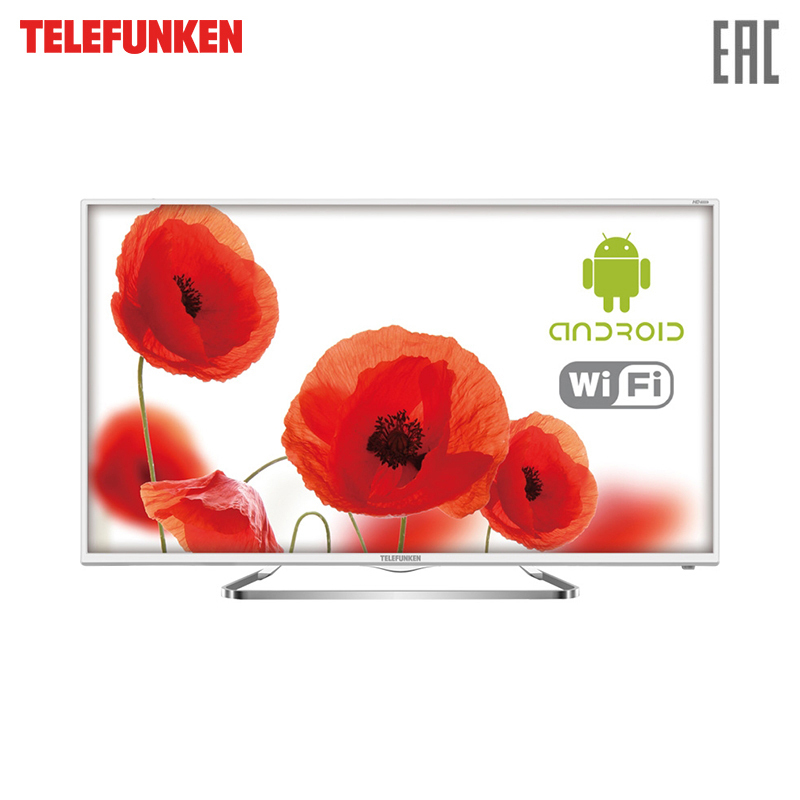 "Купить со скидкой Телевизор 32"" Telefunken TF-LED32S59T2S HD SmartTV"