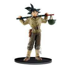 Original Dragonball Super Banpresto World Figure Colosseum Grand Prize Son Goku action figure PVC model Figurals Dolls Brinquedo
