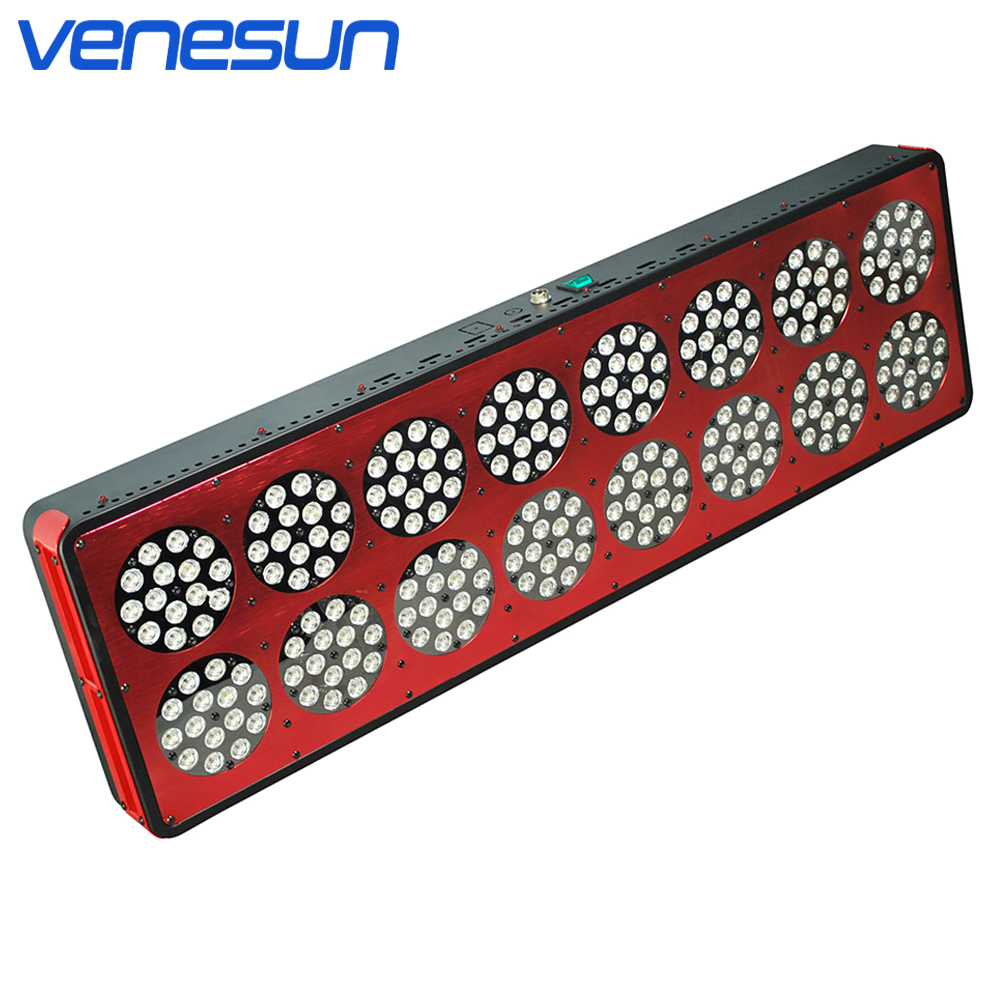 Apollo 16 LED Grow Light Full Spectrum Venesun Plant Grow Lamps High Efficiency Grow LEDs for Indoor Plant Hydroponic Greenhouse led grow light venesun apollo 4 full spectrum grow lamps high efficiency grow led for indoor planting hydroponic greenhouse