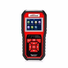 KONNWEI KW850 Obd2 Eobd Can OBDII Auto Diagnostic Code Scanner Better Than Al519 Ad410 Ad510 Scan Tool