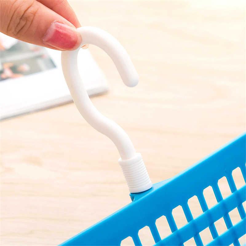 1456 bagni di plastica cesto appeso cucine bagno cestino e gargarismi carrello