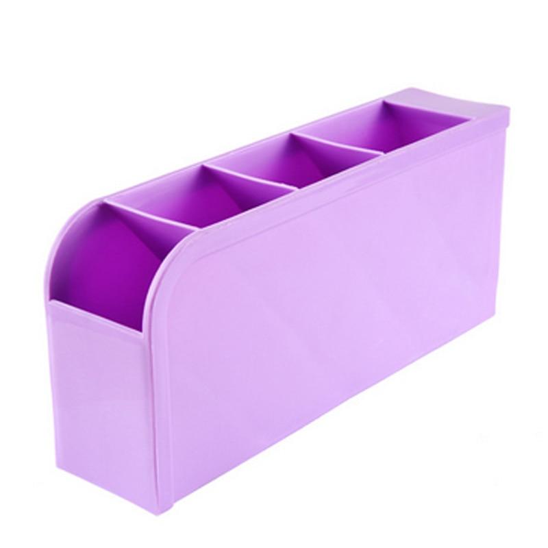 Office Cosmetic Easy Organiser Organizer Holder Makeup Decor Box Storage Desk