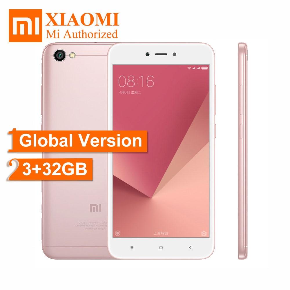 Global version Xiaomi Redmi Note 5A Prime 5 5