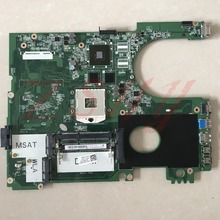 For DELL 5720 Series Laptop Motherboard CN-01040N 01040N 1040N DA0R09MB6H1 GT630M1G cn 01040n da0r09mb6h1 rev h1 laptop motherboard suitable for dell inspiron 5720 notebook pc n13p gv b a2