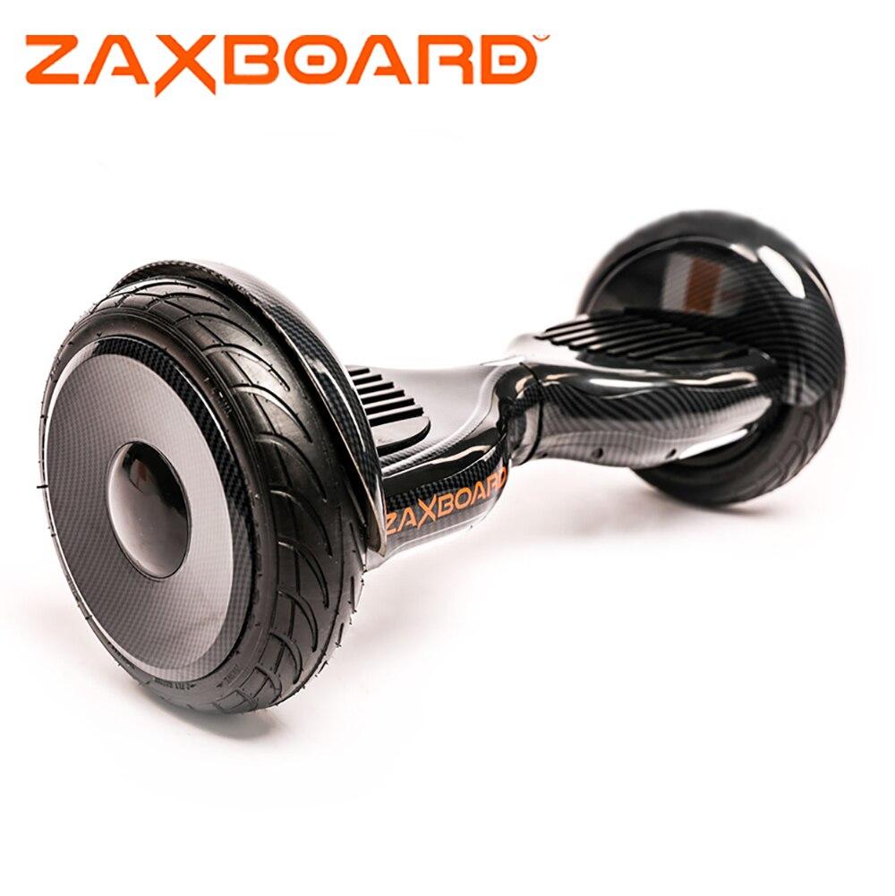 цены ГИРОСКУТЕР ZAXBOARD ZX-11 PRO Warranty 1 year 700 W/4400 mAh battery/Distance = 20 km. Weight 9.5 kg Free shipping across Russia