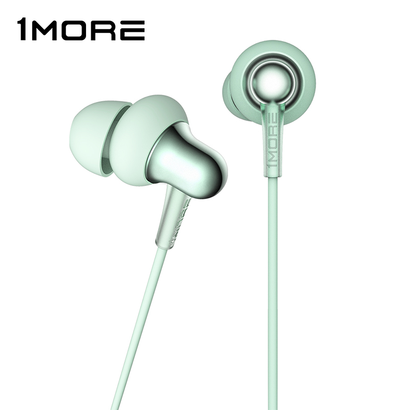 Headphones 1MORE E1025 наушники 1more stylish dual dynamic in ear e1025 black