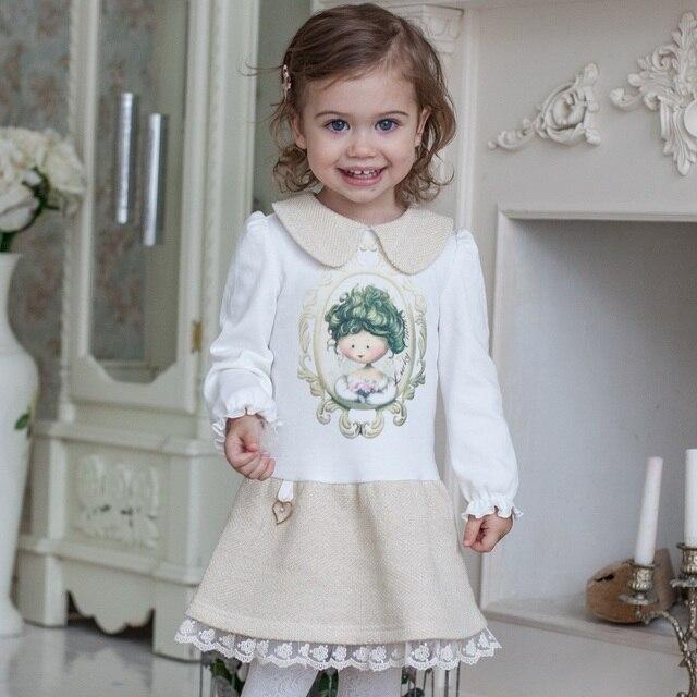 Платья, кофта, юбка Lucky Child, арт. 53-63, 53-36, 53-351, (Маленькая леди) [сделано в России, доставка от 2-х дней]