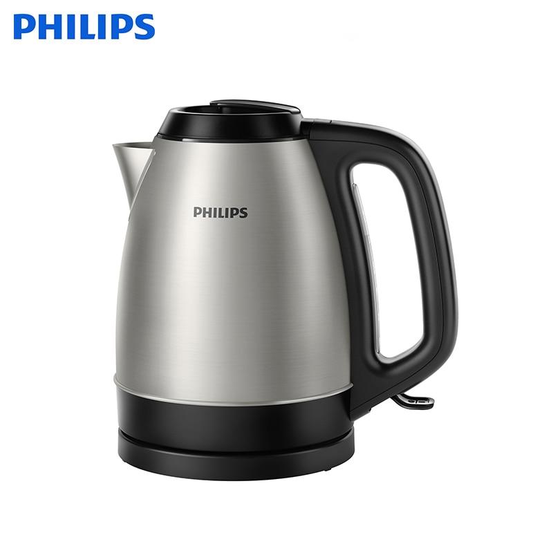 Electric kettle Philips HD9305/21 metal quality metal silver kettle 1 12 dollhouse miniature dk25