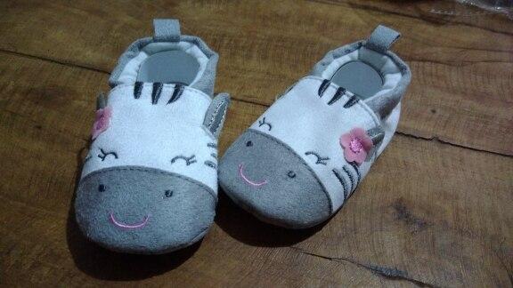 2018 Fashion New Autumn Winter Baby Shoes Girls Boy First Walkers Newborn Shoes 0-18M Shoes First Walkers