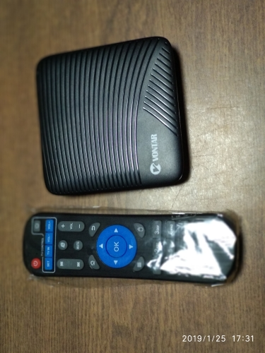 DDR4 Octa Core Android 7 1 TV Box VONTAR Z8 Arc 3GB 32GB Amlogic S912  2 4G&5GHz Dual Wifi BT Google Play Set Top Box