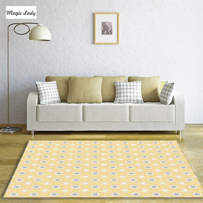 Teppich Online Wohnzimmer Schlafzimmer Östlichen Stil Fliesen Muster ...