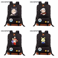 anime YURI!!! on ICE Victor cosplay backpack teenagers Men women's Student book Bags Shoulder Bag travel Laptop Bags 11 style