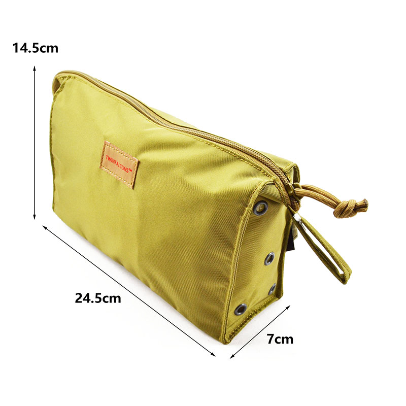 Waterproof Travel Organizer Toiletry Bag Hunting Camping Climb Tactical Hike Outdoor TW-P016