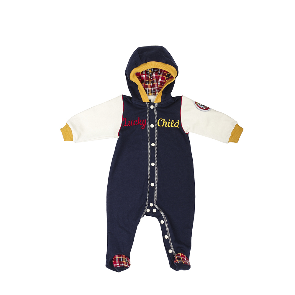 Jumpsuit Lucky Child for boys 27-3f Children's clothes kids Rompers for baby newborn baby rompers cotton toddler long sleeve ropa bebe clothing infant girl jumpsuit new born baby boy romper baby costumes