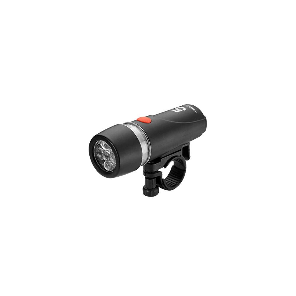Headlight JING YI JY-808С Front 5 LEDs headlight jing yi jy 359 front 1 led