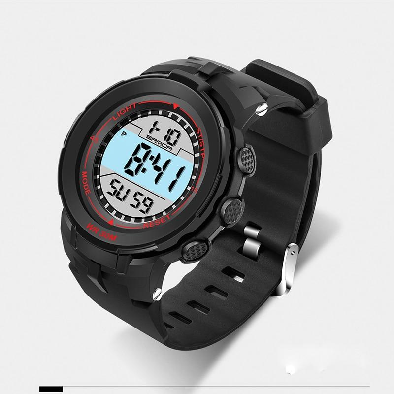 Herrenuhren Sport Digitaluhren für Männer Outdoor Schwimmen - Herrenuhren