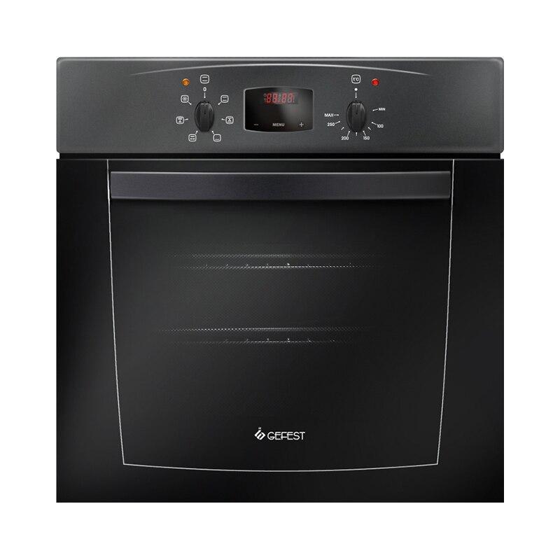 Bulit-in Oven GEFEST DA 602-02 A Black