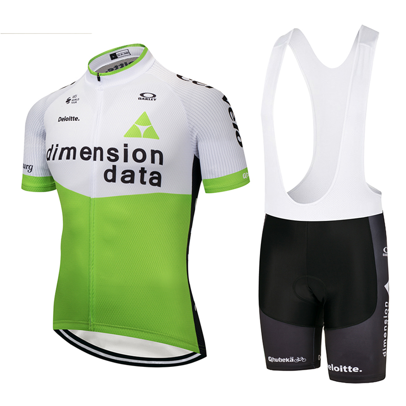 2018 TEAM DATA Cycling Clothing Bike jersey Ropa Quick Dry Mens Bicycle summer TOPS pro Cycling Jerseys gel pad bike shorts rockbros titanium ti pedal spindle axle quick release for brompton folding bike bicycle bike parts