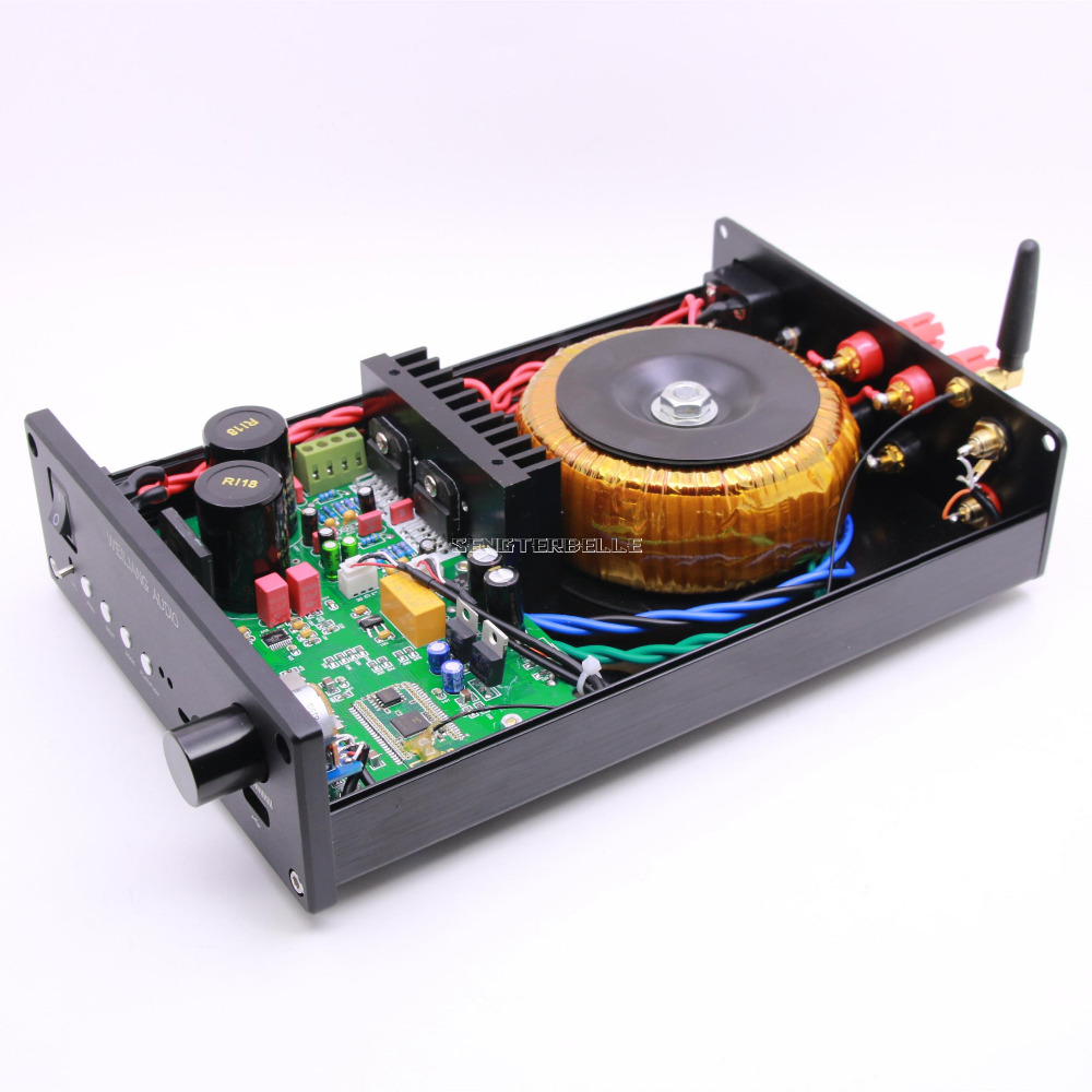 Finished Black Am 800 Hi Fi Lm3886 Bluetooth Power Amplifier Pcm5102 Hifi Digital Stereo Amp Circuit Lm3886tf Small Audio Dac Decoder New In From Consumer Electronics On