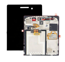 STARDE Replacement LCD For BlackBerry P'9983 P9983 9983 LCD Display Touch Screen Digitizer Sense Assembly Frame 3.1
