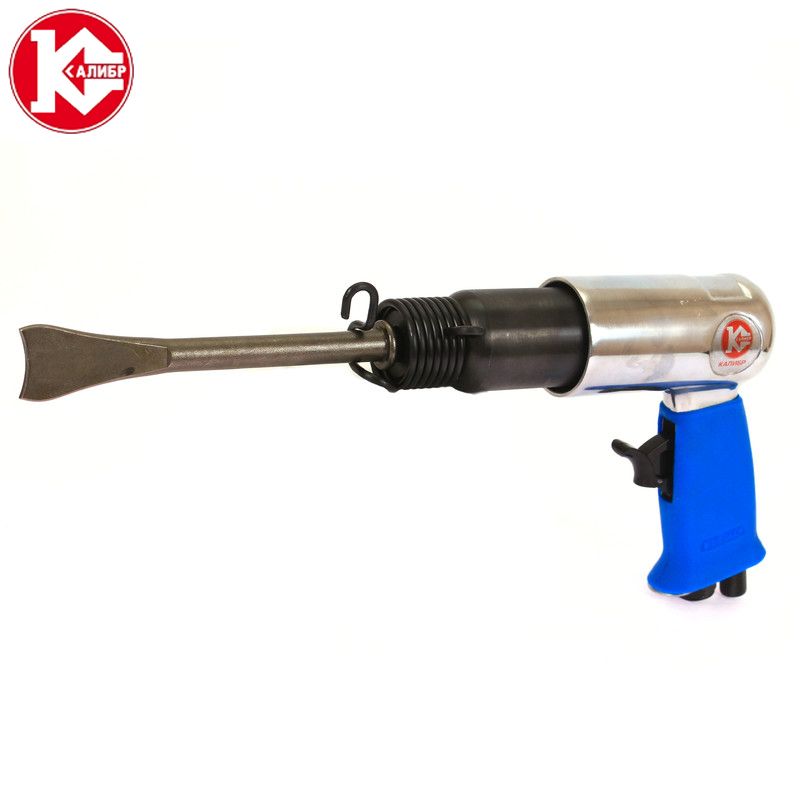 Kalibr PNZ-19/800 Pneumatic Shovel Air Chisel  Pneumatic Pick Brake Pad Derusting Tools Pneumatic Air Shovel hammer mgpm16x15 bore16mm stroke 15mm pneumatic guided cylinder