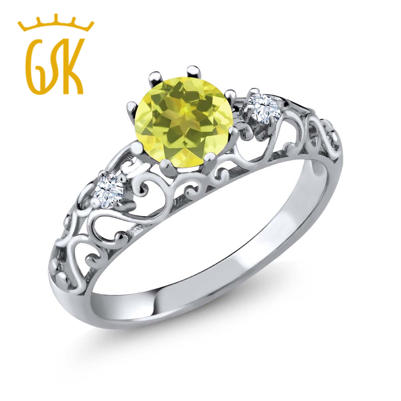 Canary Wedding Rings PromotionShop for Promotional Canary Wedding