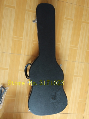 Black Hardcase for ST electric guitar Free Shipping free shipping china custom hardcase for jazz electric guitar black color