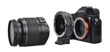 Commlite Auto Focus EF-NEX EF-EMOUNT FX Lens Mount Adapter for Eos EF-S