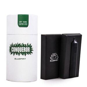 Image 2 - Original Hugo Vapor Conqueror Dry Herb Vaporizer 2200mAh Battery Electronic Cigarette Kit Vape Pen Temperature Control vaporizer