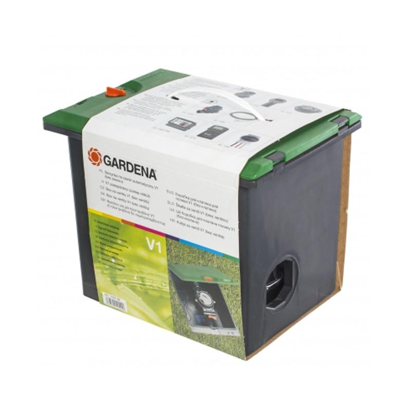 Box to valve GARDENA 01254-2900000 sy3120 5lze c6 smc solenoid valve electromagnetic valve pneumatic component