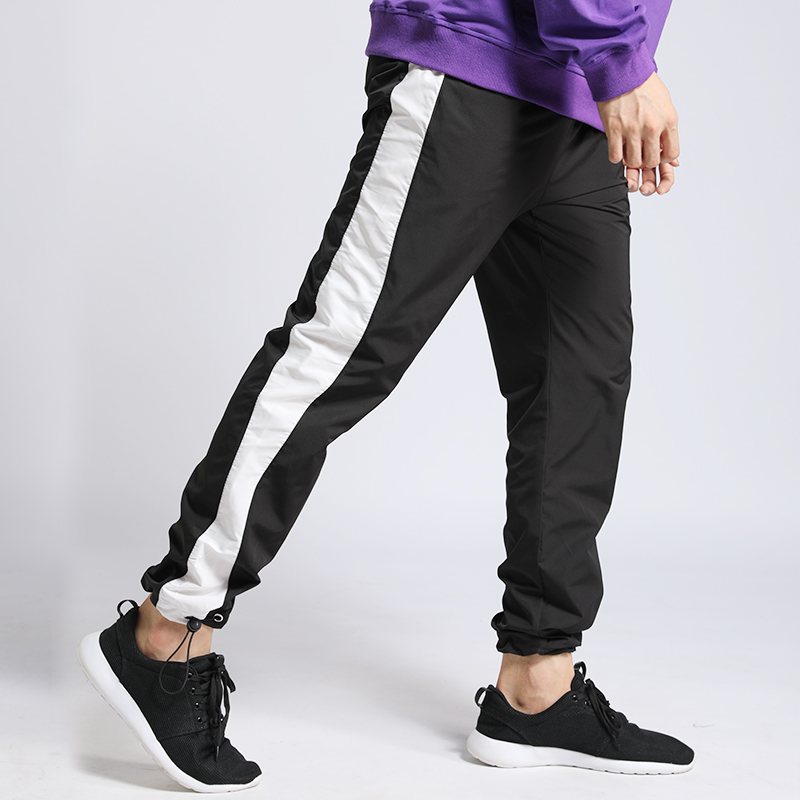 Side Stripe Skinny Pants