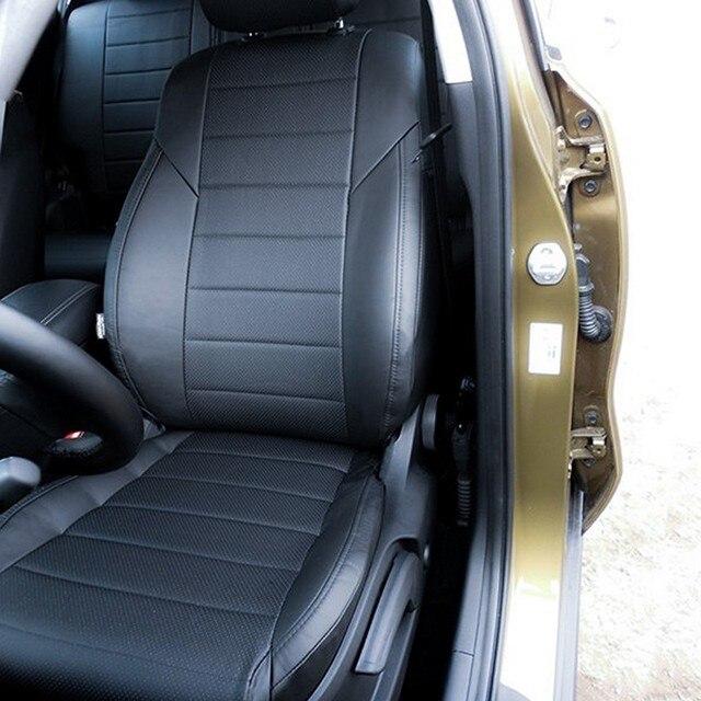 Для Kia Sportage QL 2016-2019 специальные чехлы для сидений полный комплект автопилот из эко-кожи
